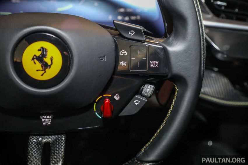 Ferrari SF90 Stradale dilancarkan di M'sia – 3,990 cc V8, klac berkembar 8-kelajuan baharu; dari RM1.908j Image #1178968