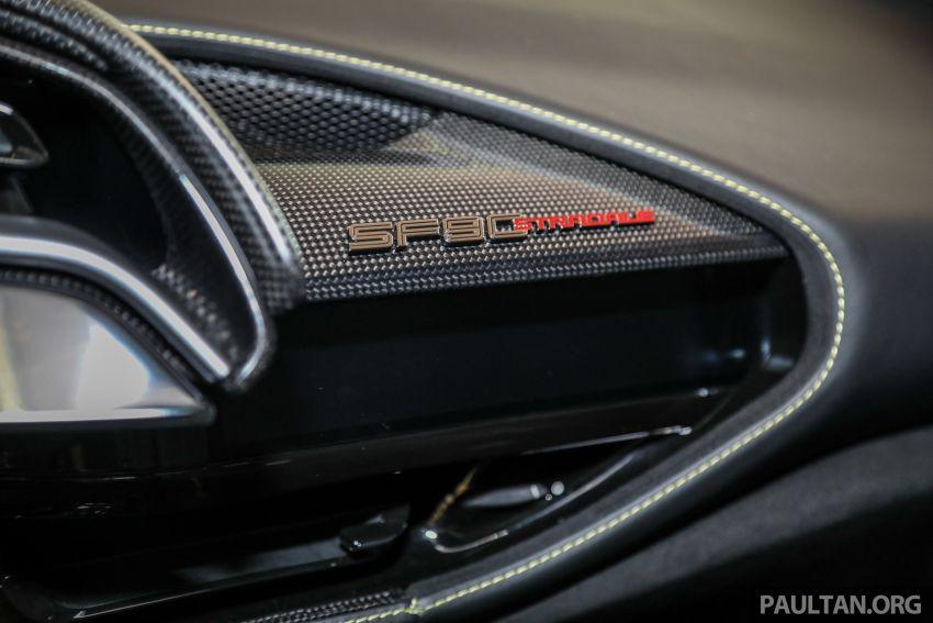 Ferrari SF90 Stradale dilancarkan di M'sia – 3,990 cc V8, klac berkembar 8-kelajuan baharu; dari RM1.908j Image #1178974