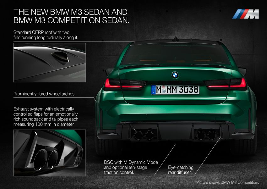 2020 BMW M3 and M4 revealed – G80 and G82 get massive grille, up to 510 PS, optional manual and AWD Image #1181020