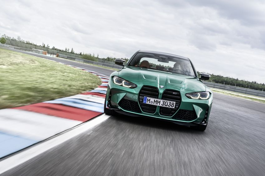 2020 BMW M3 and M4 revealed – G80 and G82 get massive grille, up to 510 PS, optional manual and AWD Image #1181095