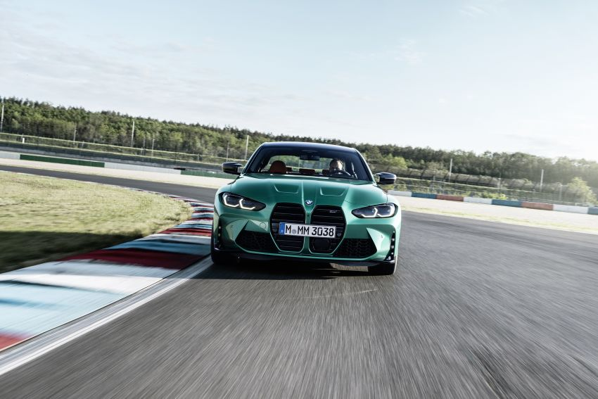 2020 BMW M3 and M4 revealed – G80 and G82 get massive grille, up to 510 PS, optional manual and AWD Image #1181099