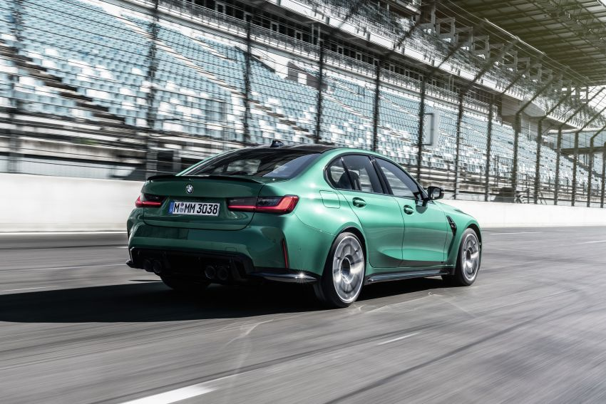 2020 BMW M3 and M4 revealed – G80 and G82 get massive grille, up to 510 PS, optional manual and AWD Image #1181101