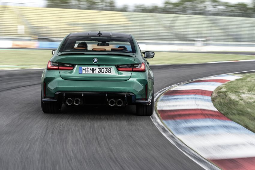 2020 BMW M3 and M4 revealed – G80 and G82 get massive grille, up to 510 PS, optional manual and AWD Image #1181109