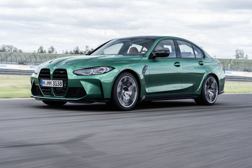 2020 BMW M3 and M4 revealed – G80 and G82 get massive grille, up to 510 PS, optional manual and AWD Image #1181086