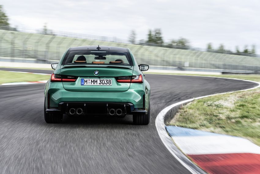2020 BMW M3 and M4 revealed – G80 and G82 get massive grille, up to 510 PS, optional manual and AWD Image #1181111