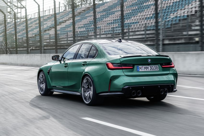 2020 BMW M3 and M4 revealed – G80 and G82 get massive grille, up to 510 PS, optional manual and AWD Image #1181113