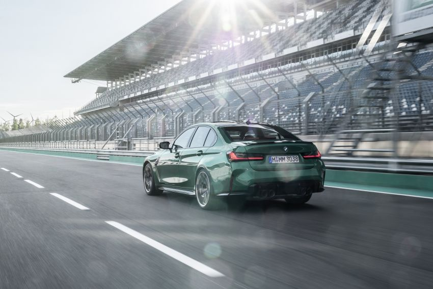 2020 BMW M3 and M4 revealed – G80 and G82 get massive grille, up to 510 PS, optional manual and AWD Image #1181117