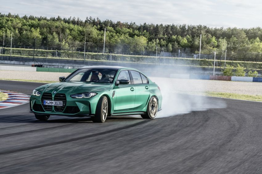 2020 BMW M3 and M4 revealed – G80 and G82 get massive grille, up to 510 PS, optional manual and AWD Image #1181127