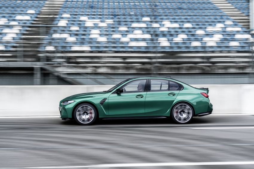 2020 BMW M3 and M4 revealed – G80 and G82 get massive grille, up to 510 PS, optional manual and AWD Image #1181087