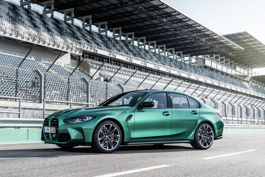2020 BMW M3 and M4 revealed – G80 and G82 get massive grille, up to 510 PS, optional manual and AWD Image #1181131