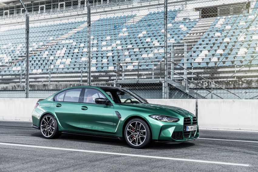2020 BMW M3 and M4 revealed – G80 and G82 get massive grille, up to 510 PS, optional manual and AWD Image #1181133