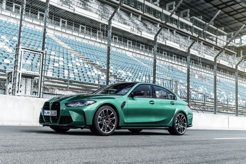 2020 BMW M3 and M4 revealed – G80 and G82 get massive grille, up to 510 PS, optional manual and AWD Image #1181134