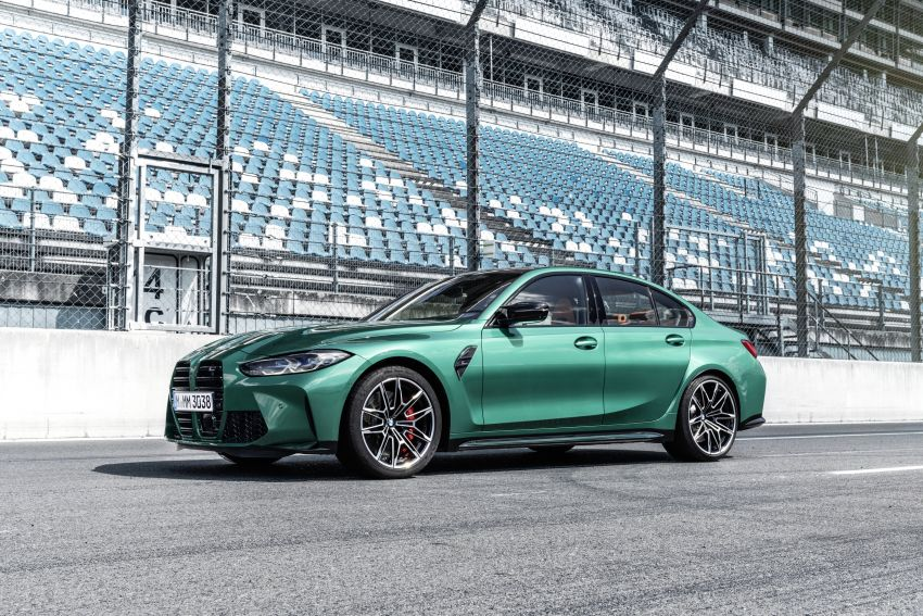 2020 BMW M3 and M4 revealed – G80 and G82 get massive grille, up to 510 PS, optional manual and AWD Image #1181135