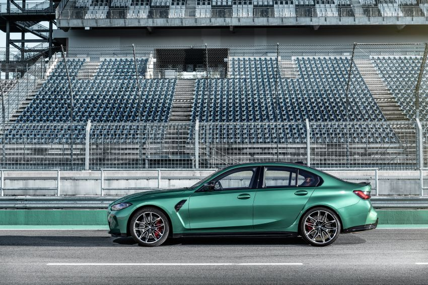 2020 BMW M3 and M4 revealed – G80 and G82 get massive grille, up to 510 PS, optional manual and AWD Image #1181137