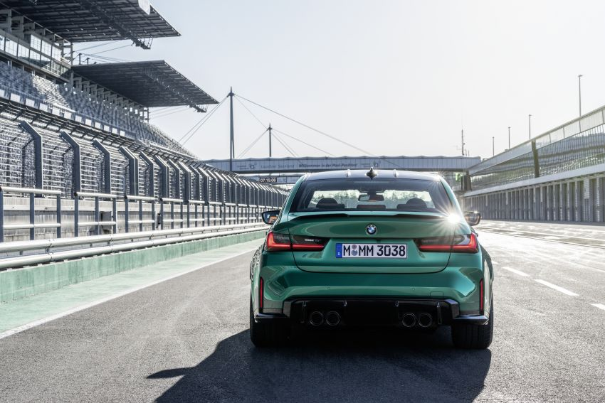 2020 BMW M3 and M4 revealed – G80 and G82 get massive grille, up to 510 PS, optional manual and AWD Image #1181138