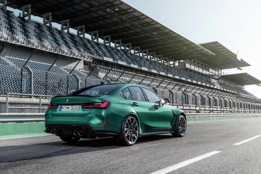 2020 BMW M3 and M4 revealed – G80 and G82 get massive grille, up to 510 PS, optional manual and AWD Image #1181139
