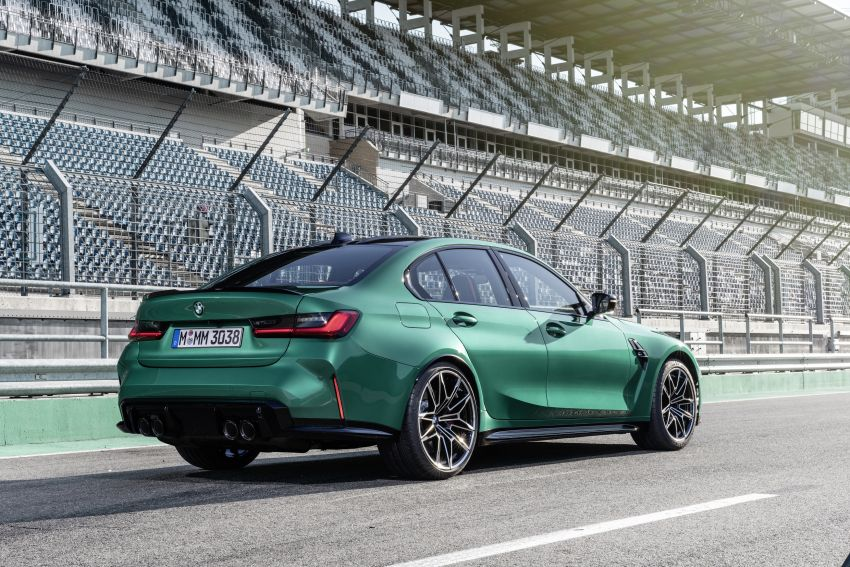 2020 BMW M3 and M4 revealed – G80 and G82 get massive grille, up to 510 PS, optional manual and AWD Image #1181140