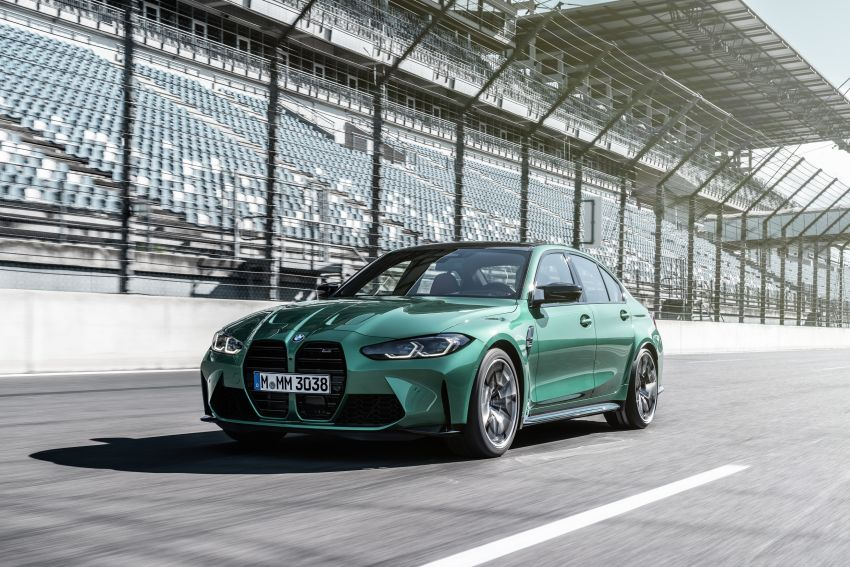2020 BMW M3 and M4 revealed – G80 and G82 get massive grille, up to 510 PS, optional manual and AWD Image #1181088