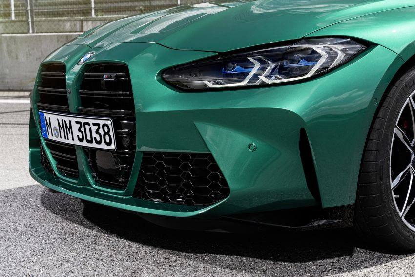 2020 BMW M3 and M4 revealed – G80 and G82 get massive grille, up to 510 PS, optional manual and AWD Image #1181141