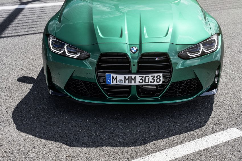 2020 BMW M3 and M4 revealed – G80 and G82 get massive grille, up to 510 PS, optional manual and AWD Image #1181142
