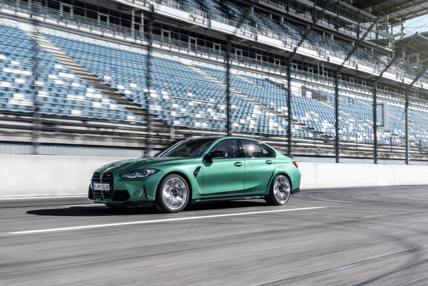 2020 BMW M3 and M4 revealed – G80 and G82 get massive grille, up to 510 PS, optional manual and AWD Image #1181089