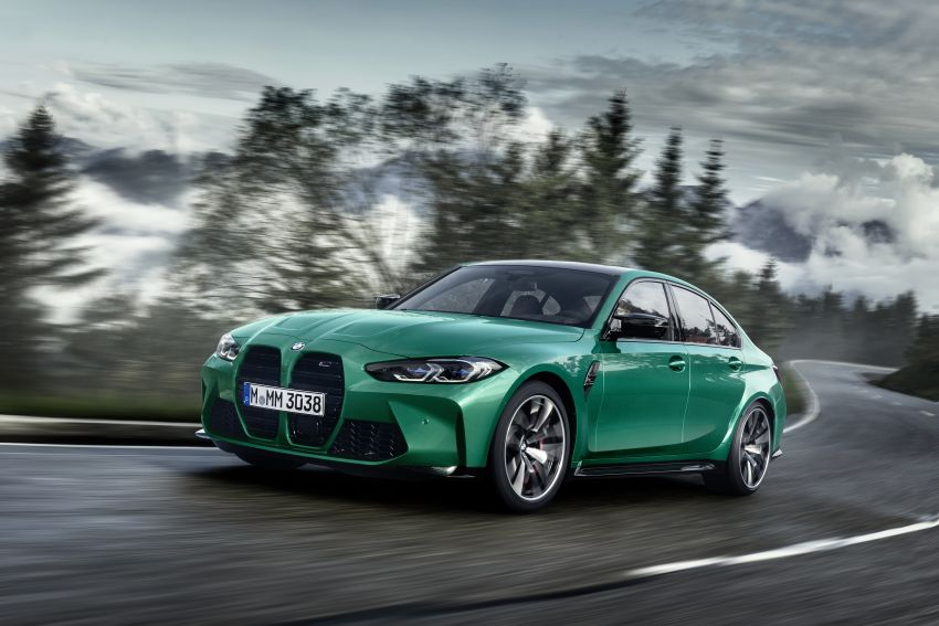 2020 BMW M3 and M4 revealed – G80 and G82 get massive grille, up to 510 PS, optional manual and AWD Image #1181159