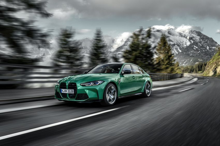 2020 BMW M3 and M4 revealed – G80 and G82 get massive grille, up to 510 PS, optional manual and AWD Image #1181160