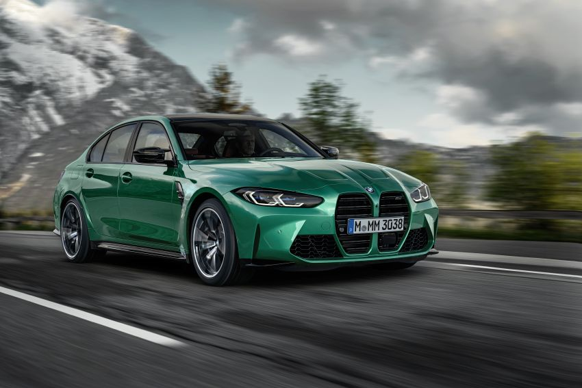 2020 BMW M3 and M4 revealed – G80 and G82 get massive grille, up to 510 PS, optional manual and AWD Image #1181161