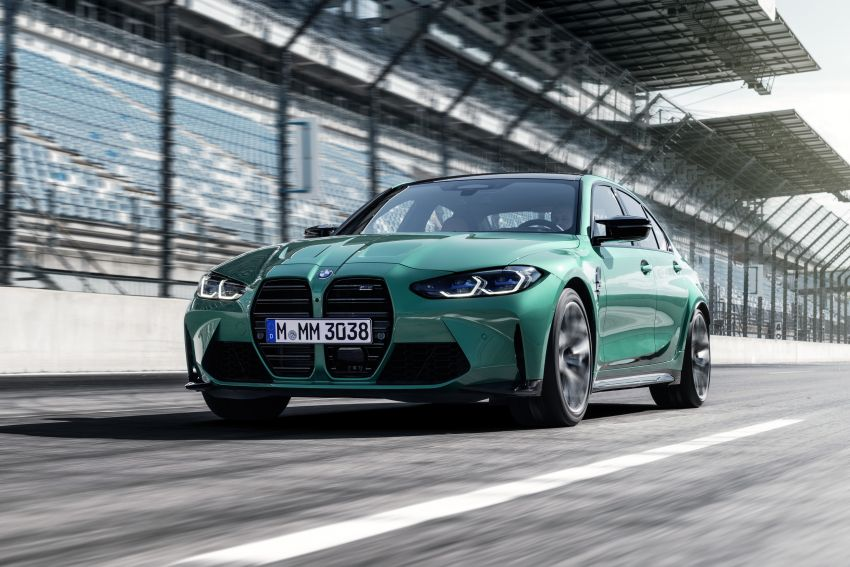 2020 BMW M3 and M4 revealed – G80 and G82 get massive grille, up to 510 PS, optional manual and AWD Image #1181090