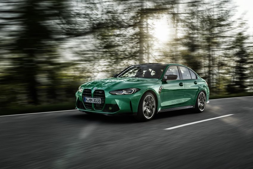 2020 BMW M3 and M4 revealed – G80 and G82 get massive grille, up to 510 PS, optional manual and AWD Image #1181162