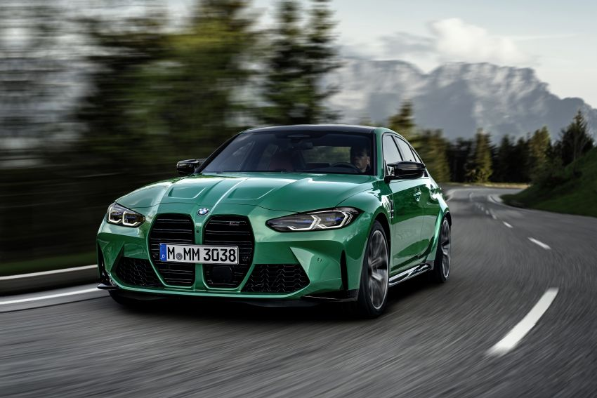2020 BMW M3 and M4 revealed – G80 and G82 get massive grille, up to 510 PS, optional manual and AWD Image #1181163