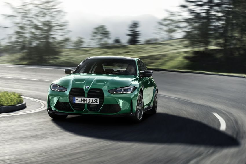 2020 BMW M3 and M4 revealed – G80 and G82 get massive grille, up to 510 PS, optional manual and AWD Image #1181164