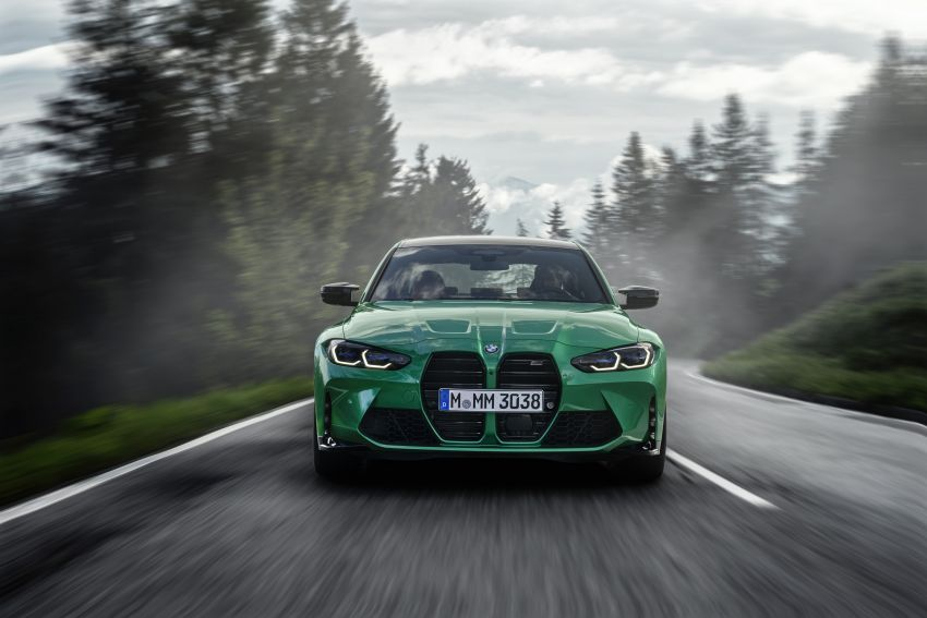 2020 BMW M3 and M4 revealed – G80 and G82 get massive grille, up to 510 PS, optional manual and AWD Image #1181166