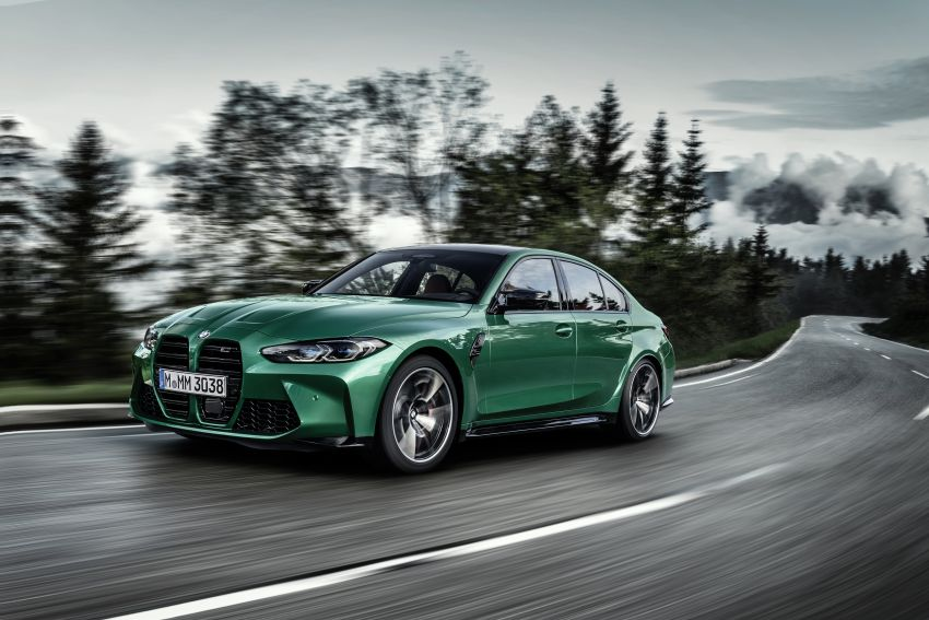 2020 BMW M3 and M4 revealed – G80 and G82 get massive grille, up to 510 PS, optional manual and AWD Image #1181167