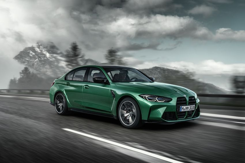 2020 BMW M3 and M4 revealed – G80 and G82 get massive grille, up to 510 PS, optional manual and AWD Image #1181169