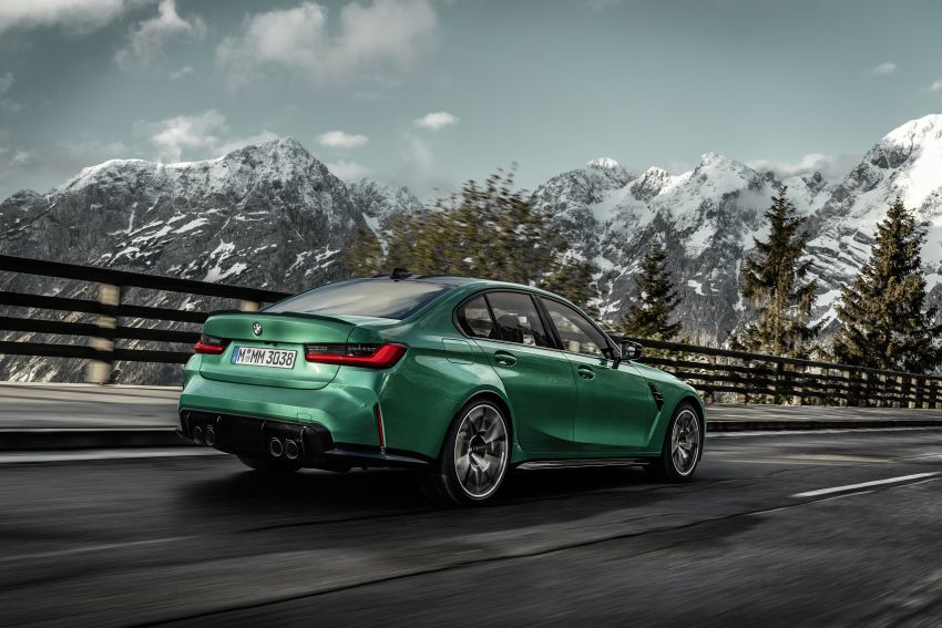 2020 BMW M3 and M4 revealed – G80 and G82 get massive grille, up to 510 PS, optional manual and AWD Image #1181170