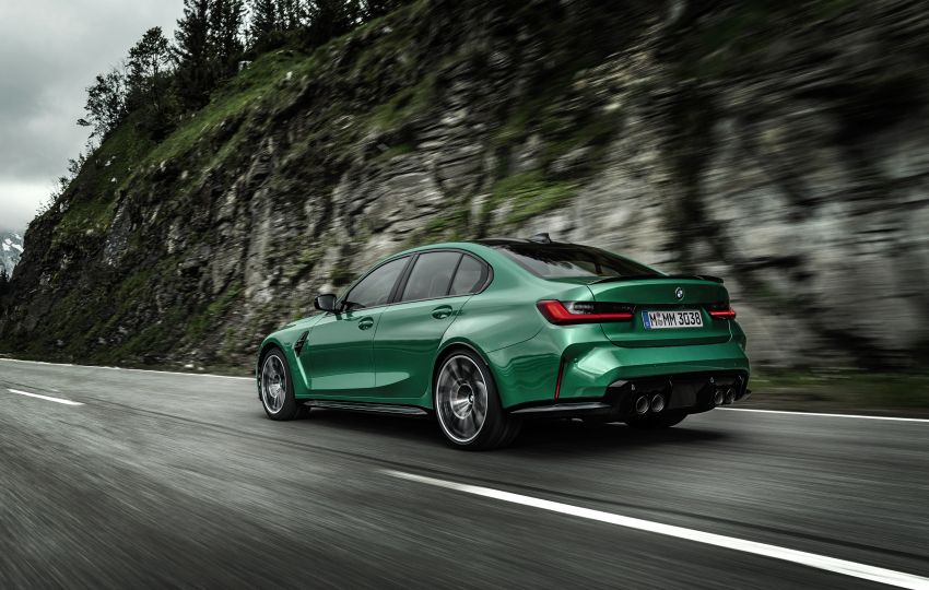 2020 BMW M3 and M4 revealed – G80 and G82 get massive grille, up to 510 PS, optional manual and AWD Image #1181171