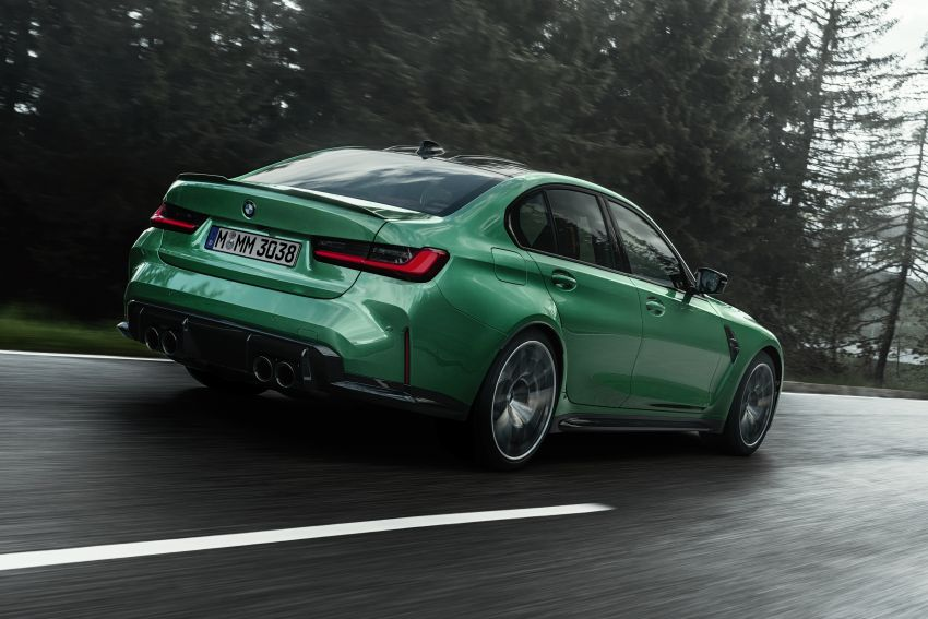 2020 BMW M3 and M4 revealed – G80 and G82 get massive grille, up to 510 PS, optional manual and AWD Image #1181172