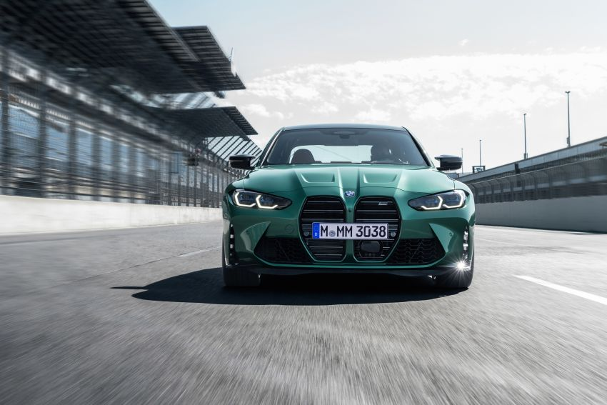 2020 BMW M3 and M4 revealed – G80 and G82 get massive grille, up to 510 PS, optional manual and AWD Image #1181091