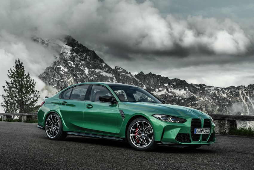 2020 BMW M3 and M4 revealed – G80 and G82 get massive grille, up to 510 PS, optional manual and AWD Image #1181175