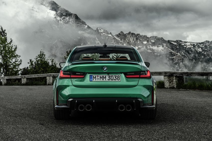 2020 BMW M3 and M4 revealed – G80 and G82 get massive grille, up to 510 PS, optional manual and AWD Image #1181176
