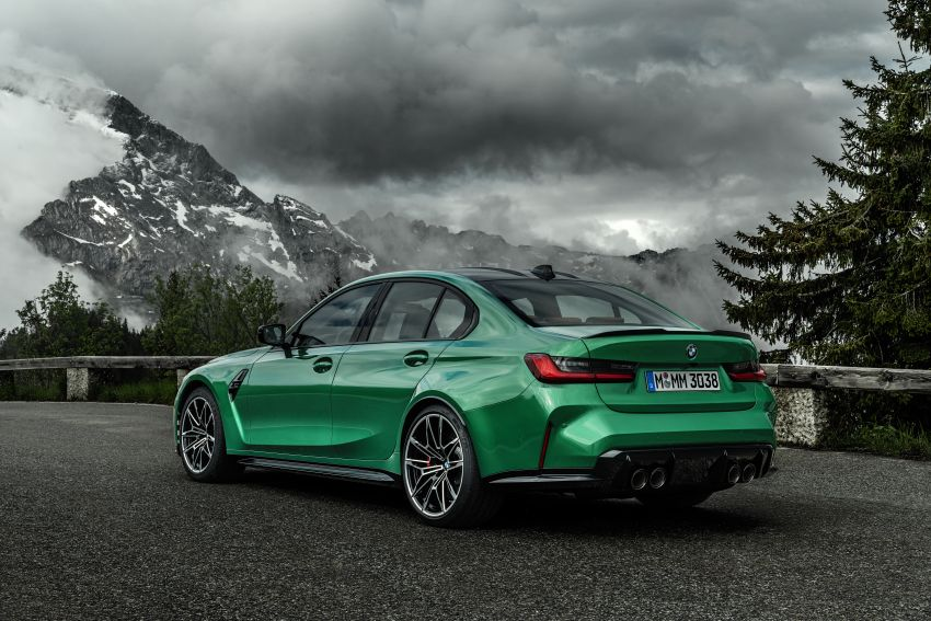 2020 BMW M3 and M4 revealed – G80 and G82 get massive grille, up to 510 PS, optional manual and AWD Image #1181177