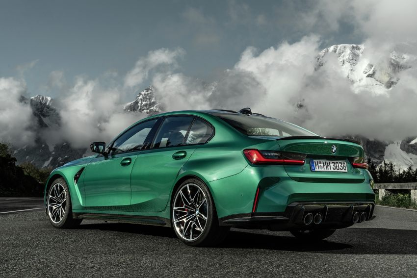 2020 BMW M3 and M4 revealed – G80 and G82 get massive grille, up to 510 PS, optional manual and AWD Image #1181178