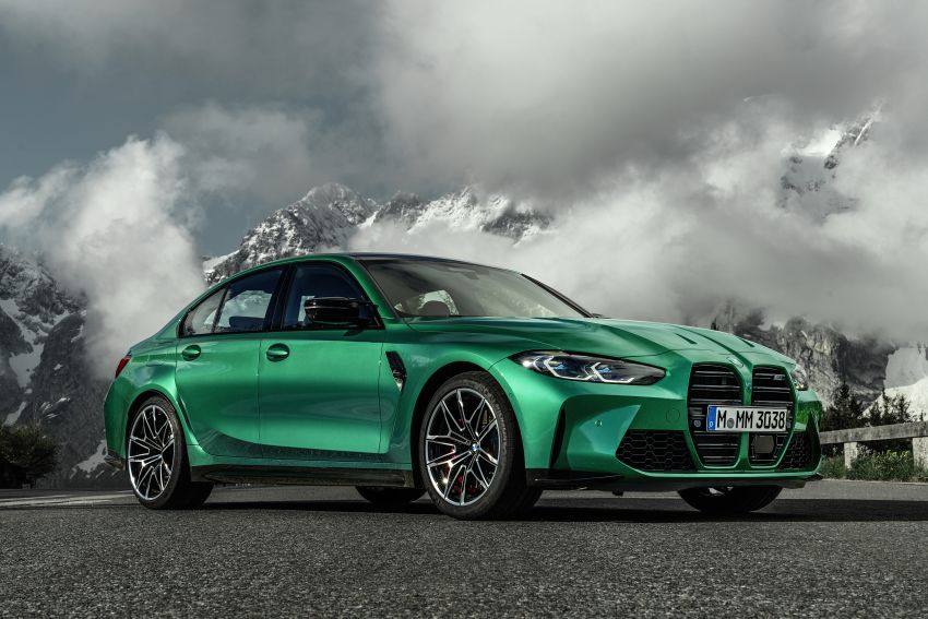 2020 BMW M3 and M4 revealed – G80 and G82 get massive grille, up to 510 PS, optional manual and AWD Image #1181179