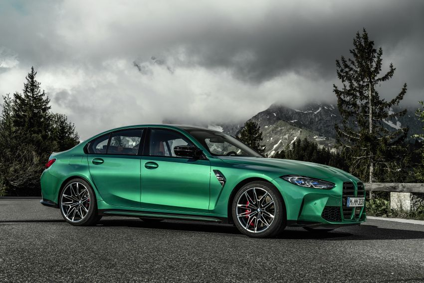 2020 BMW M3 and M4 revealed – G80 and G82 get massive grille, up to 510 PS, optional manual and AWD Image #1181180