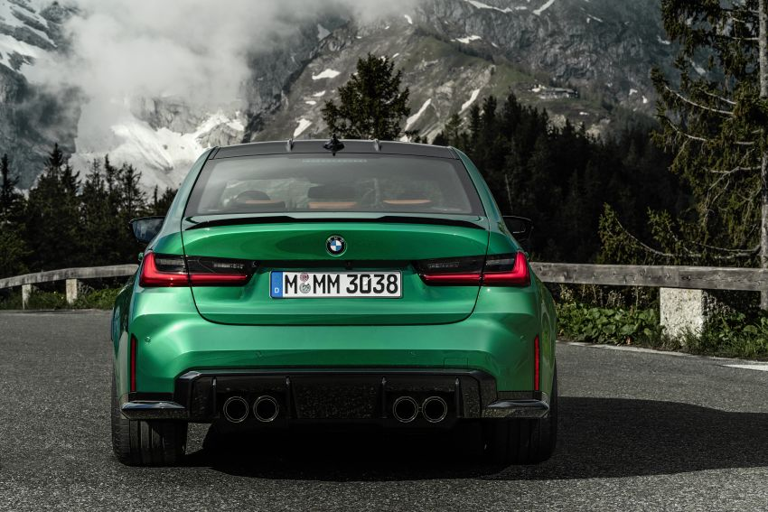 2020 BMW M3 and M4 revealed – G80 and G82 get massive grille, up to 510 PS, optional manual and AWD Image #1181182