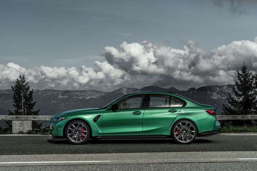2020 BMW M3 and M4 revealed – G80 and G82 get massive grille, up to 510 PS, optional manual and AWD Image #1181184