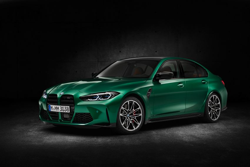 2020 BMW M3 and M4 revealed – G80 and G82 get massive grille, up to 510 PS, optional manual and AWD Image #1181185