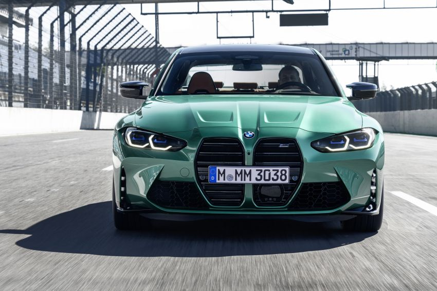 2020 BMW M3 and M4 revealed – G80 and G82 get massive grille, up to 510 PS, optional manual and AWD Image #1181093