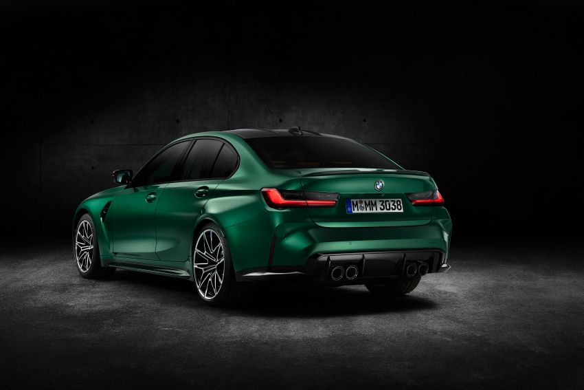 2020 BMW M3 and M4 revealed – G80 and G82 get massive grille, up to 510 PS, optional manual and AWD Image #1181186